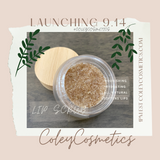 Nourishing lip scrub