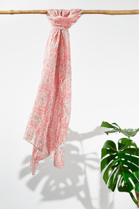 Arabesque Silk Scarf, avail 3 colours