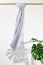 Load image into Gallery viewer, Arabesque Silk Scarf, avail 3 colours