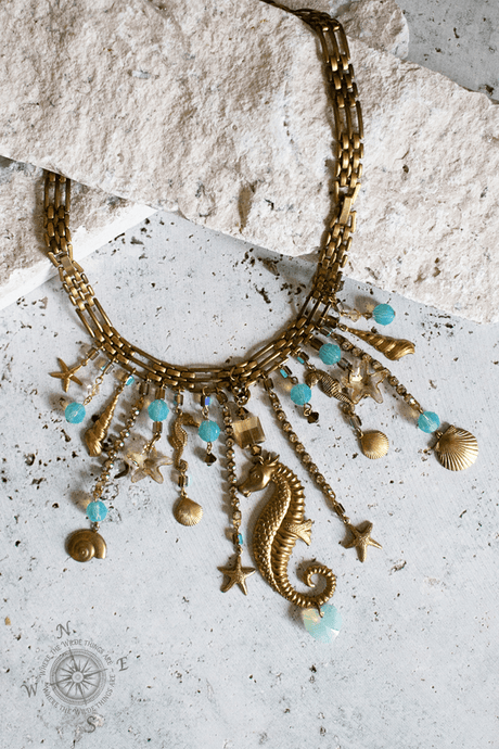 Siren Of The Sea Collar