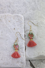 Load image into Gallery viewer, Fantasia earrings, avail 4 colours