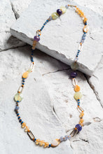 Load image into Gallery viewer, Annalise Necklace, Lavender Agate