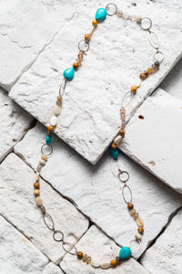 long green stone necklace