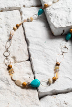 Load image into Gallery viewer, long agate  necklace