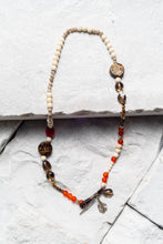 Load image into Gallery viewer, Tanya - Smoky Quartz and Brown Jasper Choker