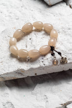 Load image into Gallery viewer, grey agate bracelets