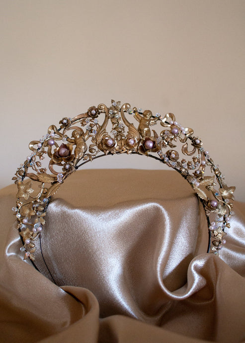 Crystal Halo Headband