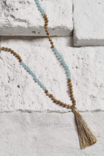 Load image into Gallery viewer, buddhist mala beads necklace