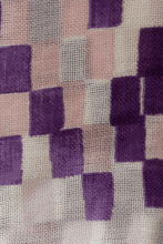 Load image into Gallery viewer, chequered scarf