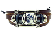 Load image into Gallery viewer, My Wild Days Leather Bracelet 11