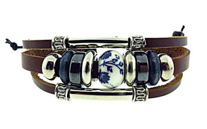 My Wild Days Leather Bracelet 11