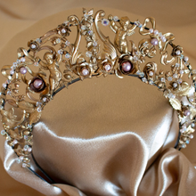 Load image into Gallery viewer, Crystal Halo Headband