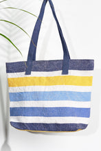 Load image into Gallery viewer, jute beach tote