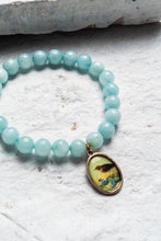 Load image into Gallery viewer, Ange Bracelet, Aquamarine