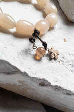 Load image into Gallery viewer, gray agate bracelets