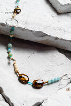 Load image into Gallery viewer, Sue Necklace, Aquamarine