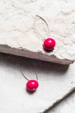 Load image into Gallery viewer, pearl ball drop earrings