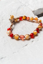 Load image into Gallery viewer, Amina Natural Stone Bracelet, avail 6 colours