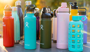 Water bottles and Flasks