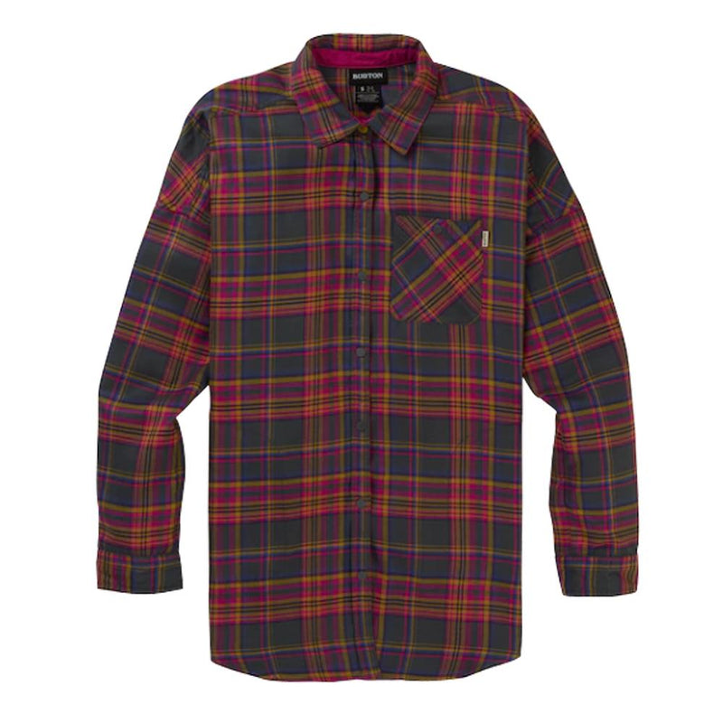 Wmns Grace Performance Flannel