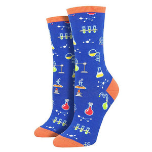 All the Solutions Crew Sock