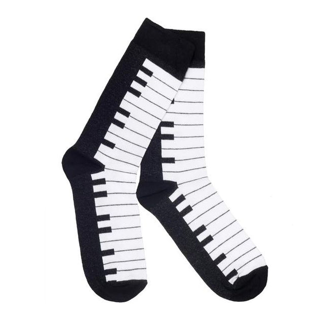 Piano Keys Sock