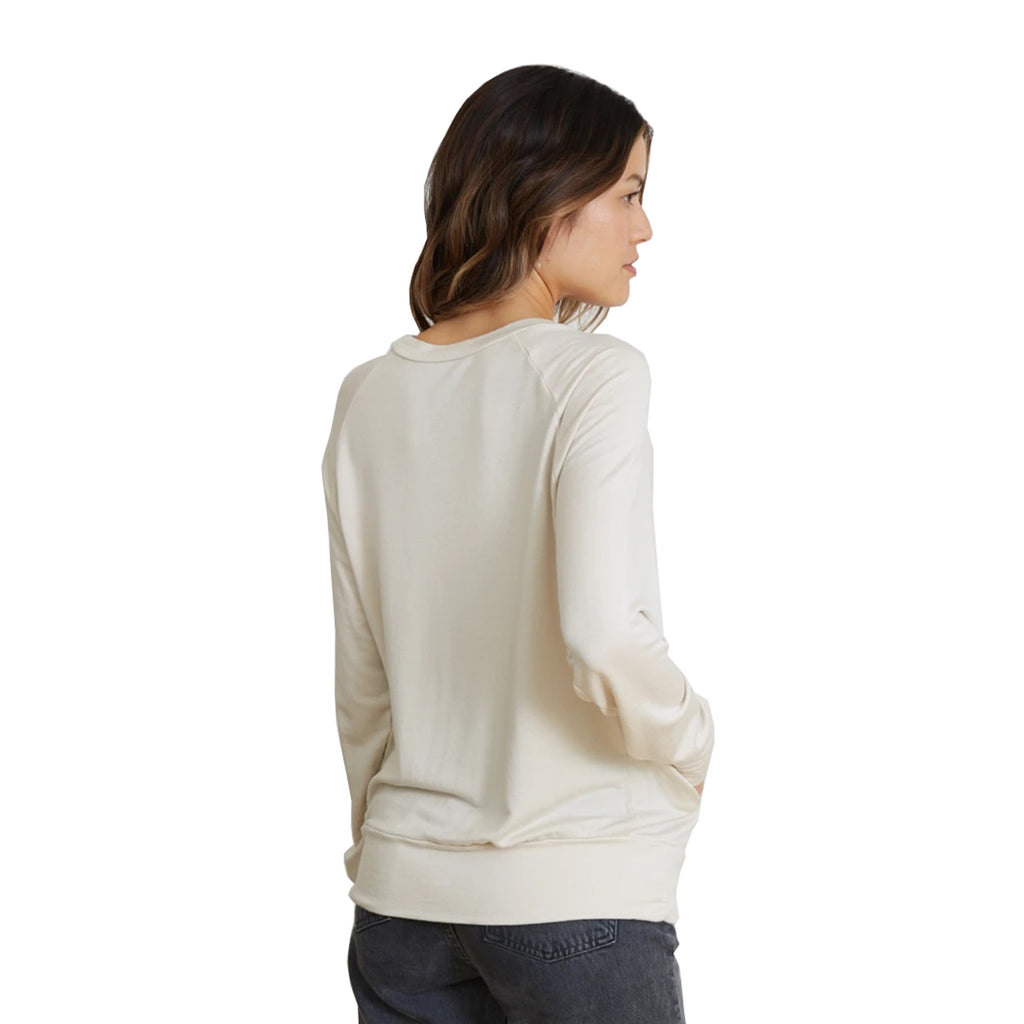Brooke-side Pocket Pullover