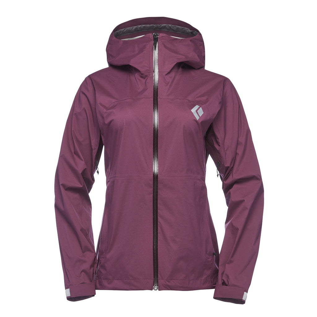 Women Stormline Stretch Rain Shell
