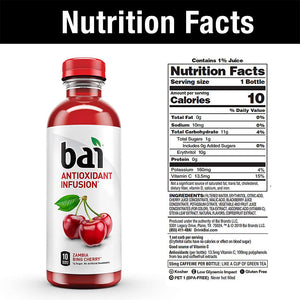 Bai Bing Cherry Antioxidant Beverage