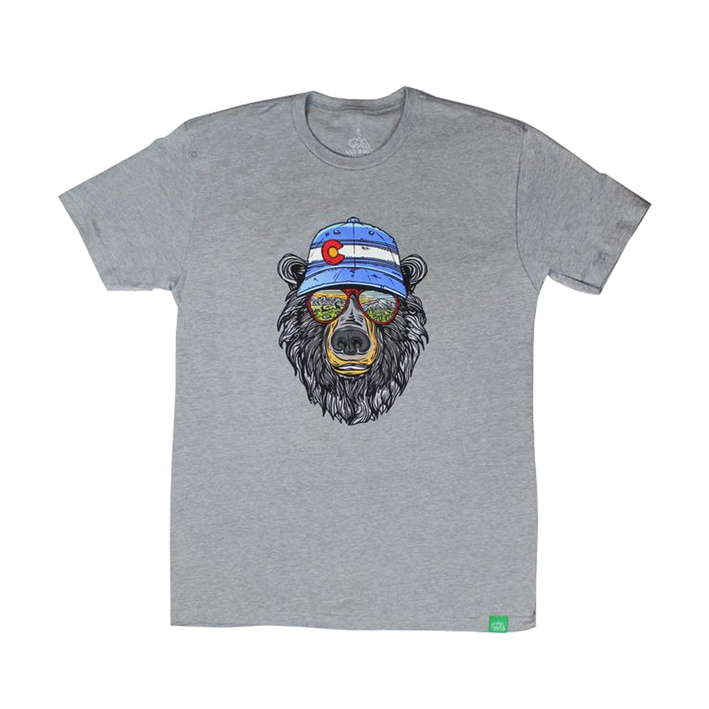 Miami Vice CO Bear Poly/Cotton Tee