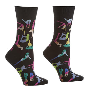 Yoga Crew Socks