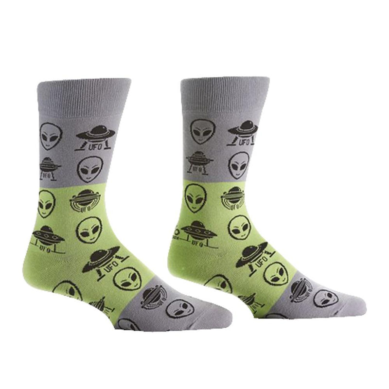 Aliens Crew Socks