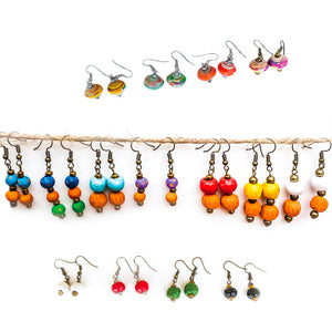 Earrings - 30 Sets