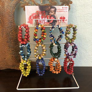 Wire Bracelet Display