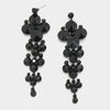 Black Dangle Earrings | 296617