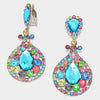 Multi Color Chandelier Earrings | 287453