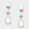 Triple Drop AB Earrings | 297972