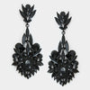Black Chandelier Earrings | 306888