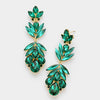 Emerald Pageant Earrings | 327138