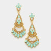 Pacific Opal Chandelier Earrings | 300431