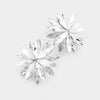 Crystal Flower Stud Earrings | 378404