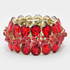 Red Stretch Bracelet | 334038