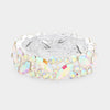 AB Crystal Stretch Bracelet | 423636
