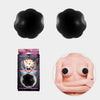 Black Bra Free Siicone Nipple Covers | Large D | 405290