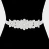 Rhinestone Bridal wedding prom belt | 319670