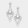 Crystal Statement Earrings | 324107