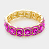 Fuchsia Stretch Bracelet | 330928