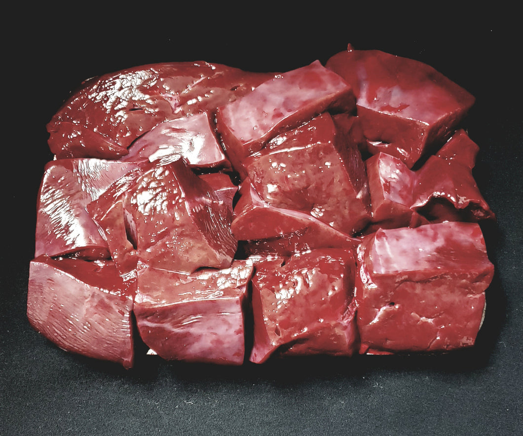 Beef Liver-1 lb Package