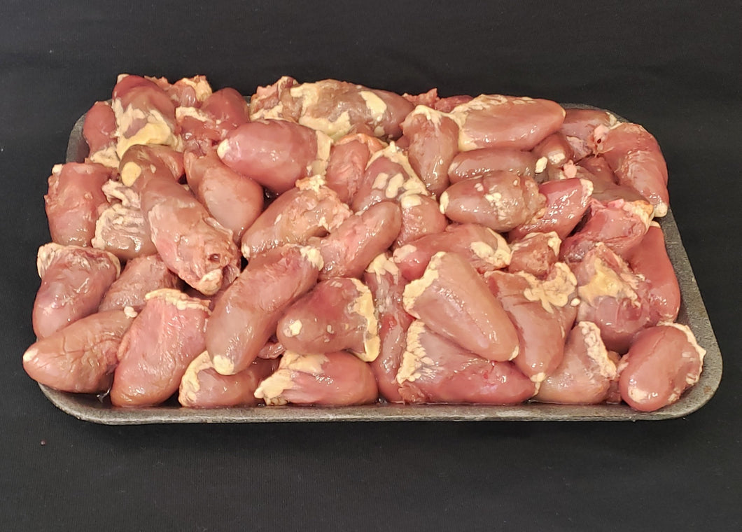 Chicken Hearts-2 lb Package