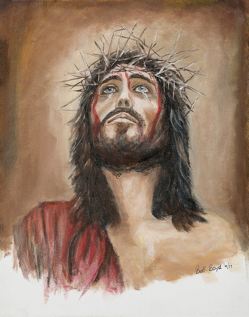 Christ & the Crown of Thorns